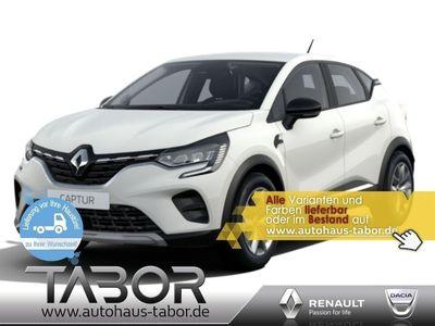 gebraucht Renault Captur II 1.0 TCe 100 Business (EU 6d-Temp)
