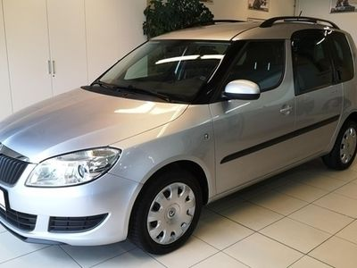 gebraucht Skoda Roomster Ambition Plus Edition