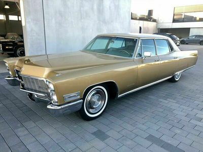 gebraucht Cadillac Fleetwood Brougham als Limousine in Rosbach