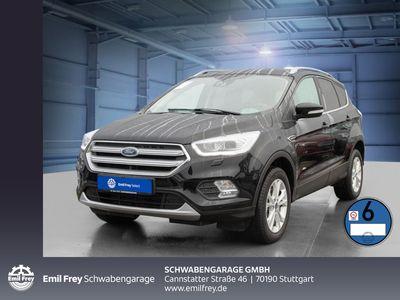 gebraucht Ford Kuga 2.0 TDCi 4x4 Aut. Titanium Xenon AHK Sitzhzg