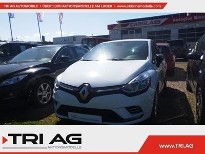 gebraucht Renault Clio IV Limited TCe 120 eco Navi Keyless LED-Tagfahrlicht Multif.Lenkrad RDC Klimaautom