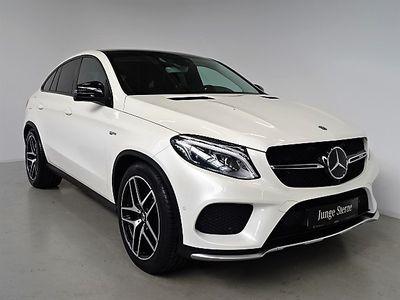 gebraucht Mercedes GLE43 AMG AMG 4M Coupé /21''/Distronic/Airmatic/AHK/