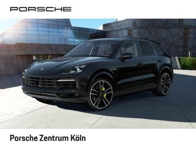 gebraucht Porsche Cayenne E-Hybrid Luft Pano Matrix Leder 22''Rad BOSE Kamera