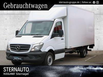gebraucht Mercedes Sprinter 316 BlueTEC Koffer Lang