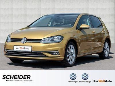 gebraucht VW Golf 1.4 TSI DSG Sound Panodach Navi Kamera LM17