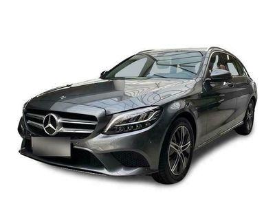 gebraucht Mercedes C220 C 220d T Avantgarde Navi LM Tempo Klima