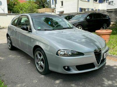 gebraucht Alfa Romeo 147 AlfaTÜV NEU! KLIMA/TEMPOMAT/LM