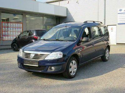 gebraucht Dacia Logan MCV LIVE II 1.6 *Klima*Bluetooth*