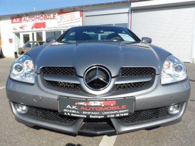 gebraucht Mercedes SLK300 AMG Xenon,Navi,Voll