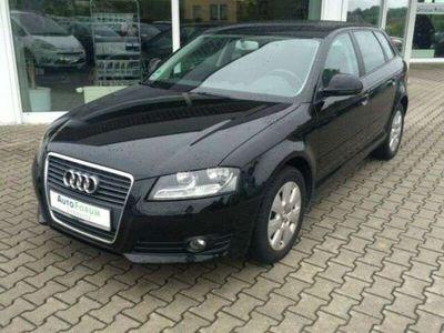 gebraucht Audi A3 Sportback 1.6 Klimaaut. Sitzheizung I.-Hand als Kombi in Chemnitz - Wittg.