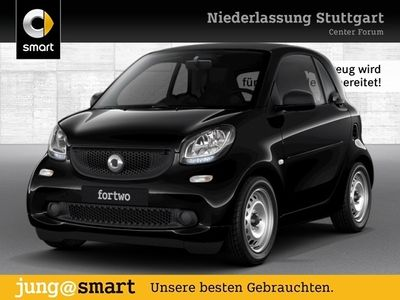 gebraucht Smart ForTwo Coupé 52kW Tempom zusÃ?tzl. Airbags
