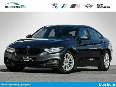 gebraucht BMW 430 Gran Coupé i Sport Line Head-Up HiFi DAB LED