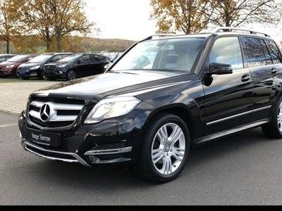 gebraucht Mercedes GLK220 CDI 4M+Navi+AHK+Park+Sitzhzg+innen beige