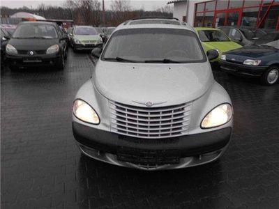 gebraucht Chrysler PT Cruiser 2.0 Limited.KLIMA.LEDER.ALU.SCHIEBEDACH