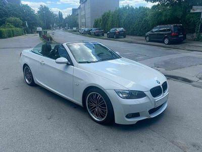 gebraucht BMW 330 Cabriolet D M-PAKET UNFALLFREI als Cabrio/Roadster in Bottrop