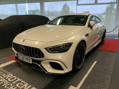 gebraucht Mercedes AMG GT AMG GT 4-trg.63 S 4Matic+ Carbon