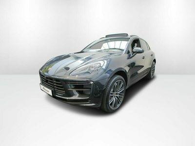 gebraucht Porsche Macan Turbo Standheizung Sportabgasanlage BOSE
