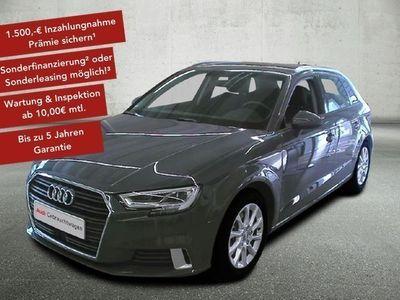 gebraucht Audi A3 Sportback 35 TFSI S-tronic Sport LED Navi Shz