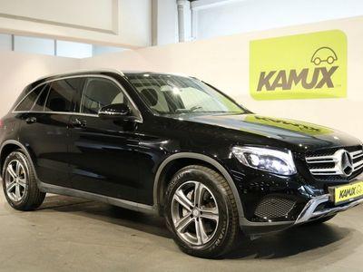 gebraucht Mercedes GLC250 d 4Matic 9G-Tronic +LED ILS +Navi +Offraod-Paket +Pano +Kamera +EU 6