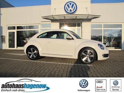 gebraucht VW Beetle NewBI-XENON,KLIMA,DSG Xenon Navi Leder
