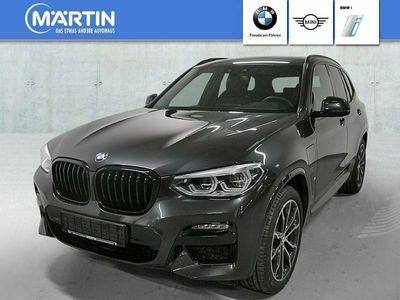 gebraucht BMW X3 xDrive30e *M Sport*H&K*Adapt.LED* zzgl. 3750€ staatl. Umweltbonus