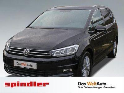 usado VW Touran 2.0 TDI BMT HIGHLINE / NAVI+LED-SW+SRA+SITZH+KLIMA
