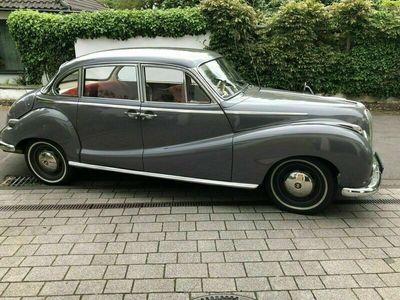 gebraucht BMW 502 2600 L,V8, Barockengel als Limousine in Koblenz