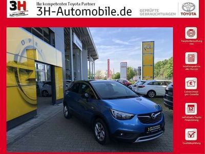 gebraucht Opel Crossland X 1.2 Innovation *NAVI*DAB*PDC*SHZ*