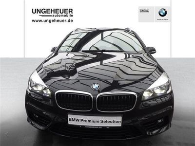 gebraucht BMW 218 Active Tourer d Sport Line Navi AHK PDC Shz