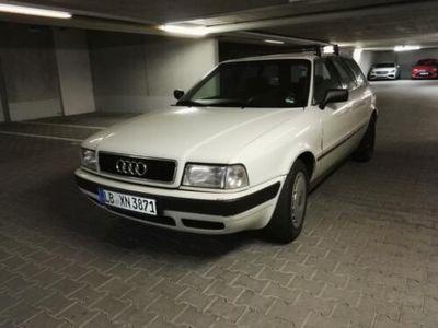 gebraucht Audi 80 Avant 2.0E Automatik ABS Klima 1993 116 PS TÜV 06.2020