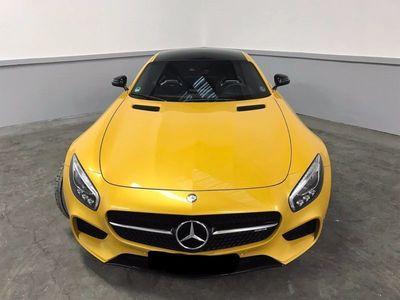gebraucht Mercedes AMG GT S,1.Hand,Solarbeam,Burmester,Performance