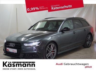 gebraucht Audi A6 Avant 3.0 TDI comp. quat. S-Line Matrix AHK