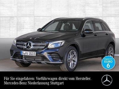 gebraucht Mercedes GLC250 4M AMG Pano Sportpak ILS LED AHK Kamera 9G