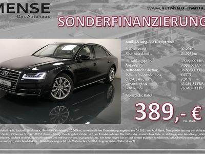 gebraucht Audi A8L 3.0 TDI tiptronic Pano Navi HUD Volllede