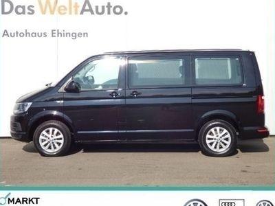 gebraucht VW Multivan T6Comfortline 2.0 TDI DSG 2 Schiebetüren EU6