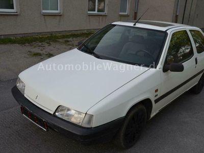 gebraucht Citroën ZX 1.6i Avantage TÜV bis 11/2020 !!!