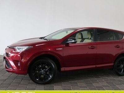 gebraucht Toyota RAV4 RAV 42.5 4x4 Hybrid Style Selection