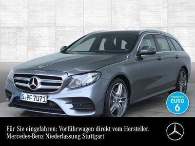 gebraucht Mercedes E300 AMG Sportpak COMAND ILS LED AHK Kamera PTS