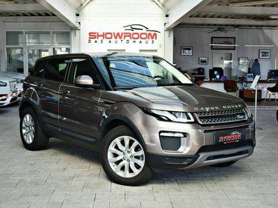 gebraucht Land Rover Range Rover evoque SE Aut. AHK Pano Leder Bi-Xen