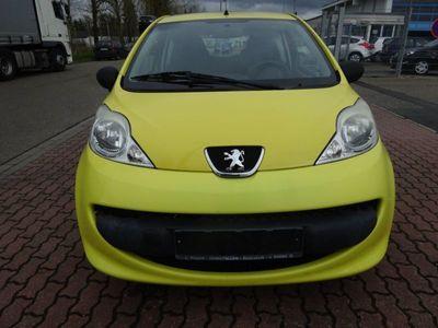 gebraucht Peugeot 107 Petit Filou *64.000 KM*1.Hand*