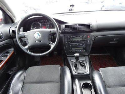 gebraucht VW Passat Variant 2.5 TDI V6 TDI Highline 4Motion