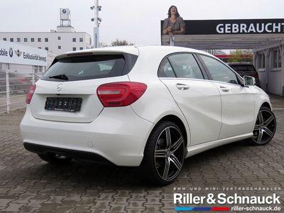 gebraucht Mercedes A180 BE 19″ FSE USB KLIMA SHZ KAMERA XENON NAVI