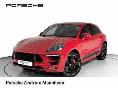 gebraucht Porsche Macan Turbo Xenon Luft Pano Sportabgas 21''