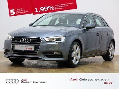 gebraucht Audi A3 Sportback 2.0 TDI Ambition quattro XENON NAVI