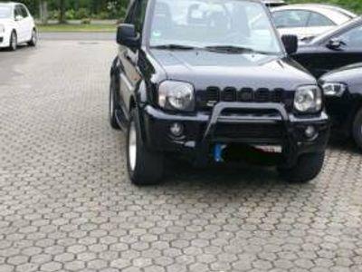used Suzuki Jimny 4x4