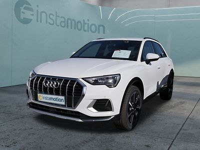 gebraucht Audi Q3 Q3advanced 45 TFSI qu. S tronic AHK LED NAVI V-