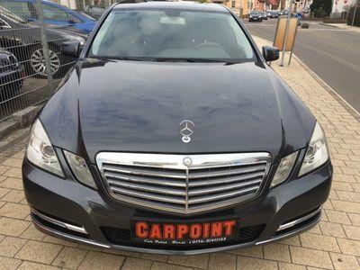 gebraucht Mercedes E300 CDI DPF BlueEFFICIENCY 7G-TRONIC ,Navi...
