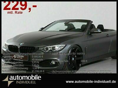 gebraucht BMW 435 i Cabrio Carbon 340PS Kit