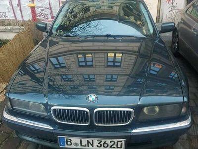 gebraucht BMW 728 limousine i