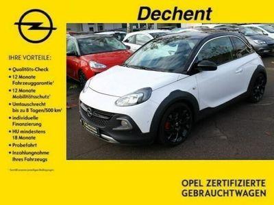 gebraucht Opel Adam Rocks S Recaro, LM, IntelliLink, DAB